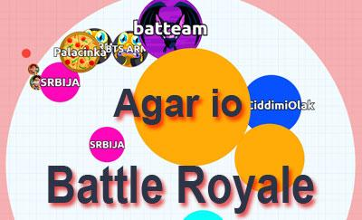 Agario Battle Royale
